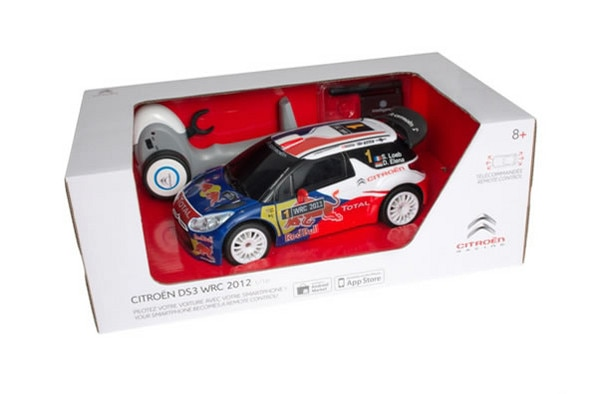 Citroën LifeStyle - Citroën DS3 WRC 2012 1/16 Radio-Commandée